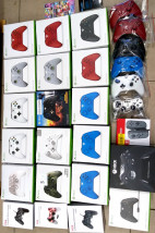 Paleta UK Anglia Pady Kontrolery Xbox One PS3 12. - Hurtownia Zabawek Outlet Maja Maria Gracjas OMAJA Wilkowice