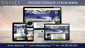 Strony internetowe - Dajnet Usługi Informatyczne Damian Typiński Bielsko-Biała