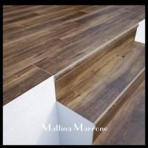Stopnica V-Shape z kapinosem 30x120 gres drewnopodobny Mattina - Outlet Ceramiks Radom