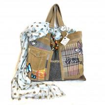 Recykling odzieży i tekstyliów - Pracownia Kreatywna NOTOBOHO Elżbieta Michno-Hordziejewska Olsztyn