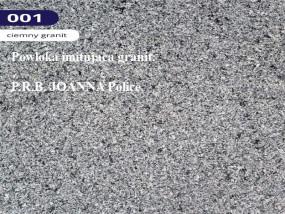 Powłoki imitujące granit - Przedsiebiorstwo Remontowo Budowlane JOANNA Police