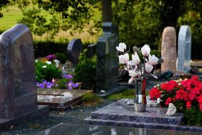 Porządkowanie grobu po pogrzebie - Lorem Usługi Iwona Paliszewska Bartąg