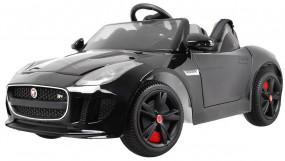 Pojazd na akumulator AUTO elektryczne JAGUAR lakier CZARNY DMD-218.EXL - ODIX Krzysztof Rębilas Tychy