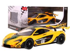 Auto na Pilot 2,4 McLaren P1 GTR Pojazd R/C Rastar  75020 - ODIX Krzysztof Rębilas Tychy