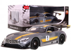 Pojazd na pilot Mercedes AMG GT3 Autko R/C RASTAR 74160 - ODIX Krzysztof Rębilas Tychy