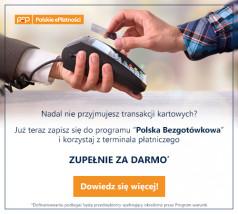 Terminale Płatnicze Polskie ePłatności - KOMTECH Kasy Fiskalne w Zgorzelcu Zgorzelec