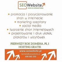 Tworzenie stron internetowych - SEO Website Agencja Interaktywna Myślenice