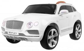 Pojazd na Akumulator Auto Bentley Bentayga 2.4GHz biały JJ2158 - ODIX Krzysztof Rębilas Tychy