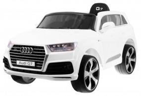 POJAZD Elektryczny Audi Q7 LIFT AUTO na akumulator BIAŁY JJ2188 - ODIX Krzysztof Rębilas Tychy