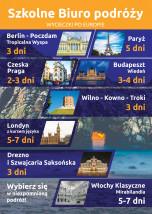 Oraganizacja wyjazdów dla grup - Szkolne Biuro Podróży Broker Tur Bełchatów