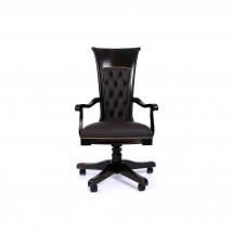 Fotel biurowy skórzany - GREEN VALLEY Radomsko