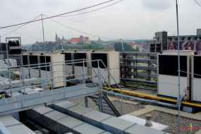 Wentylacja: Projekt, Montaż, Serwis - F.H.U. CARLINE Iwona Smoter Kraków