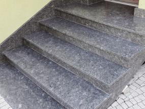 schody wewnętrzne i zewnętrzne - Jaskiniowiec Bielsko-Biała