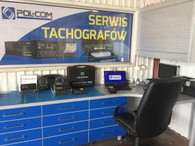 Serwis tachografów - POL-COM Tacho Serwis Diagnostyka Koszyce