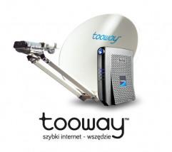 Internet satelitarny Tooway - ALARM POWER Inteligentny Dom Nowy Sącz