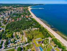 Camping przy plaży - Ośrodek wypoczynkowo - żeglarski Sopot 34 Sopot