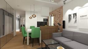 aranżacja wnętrz domów,mieszkań, biur, lokali - ACREATIVA Magdalena Szymecka Toruń