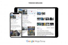 Wizytówka Google Moja Firma - TREND+BRAND - Izabella Karnauch Komorniki