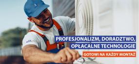 montaż klimatyzacji - Wentit Mariusz Pałka Zabrze