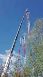 Montaż anteny 60m