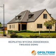 Wymiana pieca na nowy kocioł gazowy - OPOLTERM Technika grzewcza i sanitarna. Pompy ciepła Opole