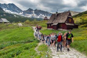 Wycieczki po Tatrach - Ttary-Foto Poronin