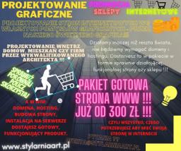 Strona internetowa i pozycjonowanie - StylarniaArt Bytom