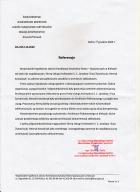 Referencja od firmy WIHARS Kielce