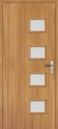 Drzwi  okleinowane...