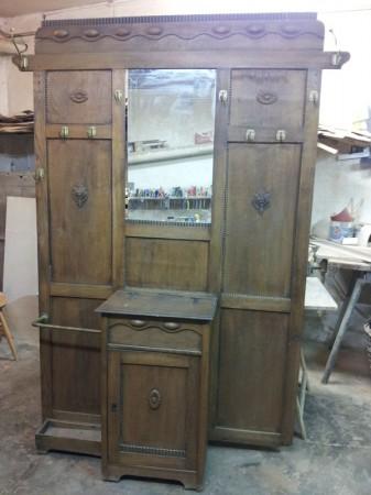 Renowacja szafy