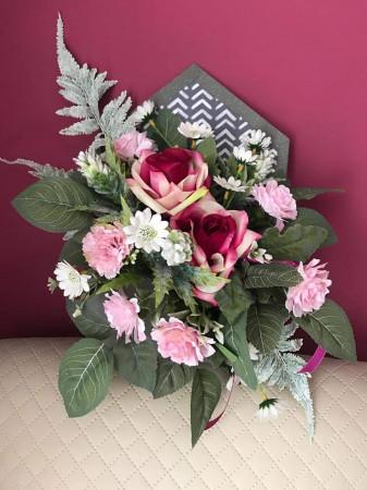 Flower box wykonany...