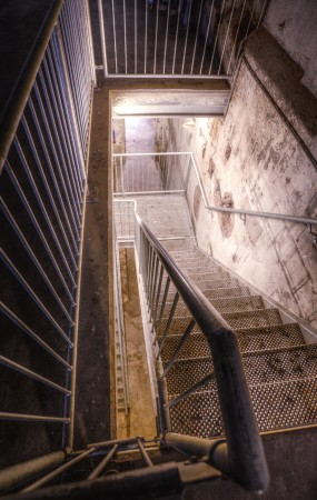 schody stalowe