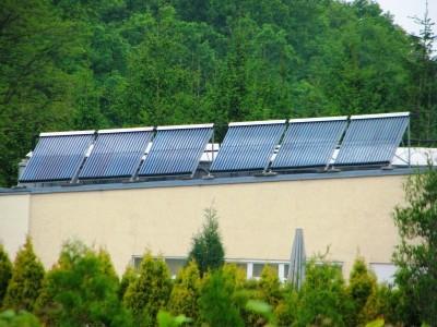 Instalacja solarna...