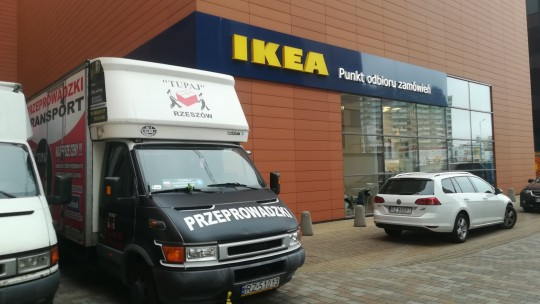 Ikea transport...