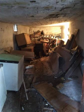 Sprzątanie garaży...
