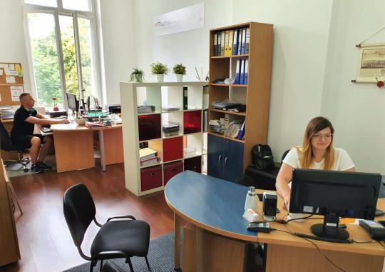 Nasze biuro we...