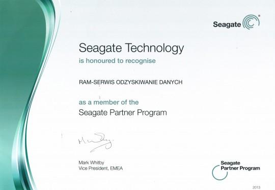 Certyfikat Partnera...