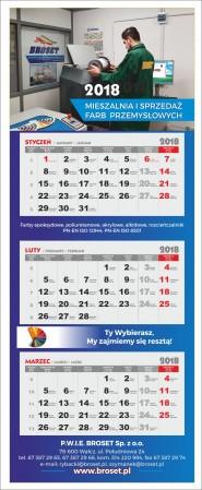 Kalendarz firmy...