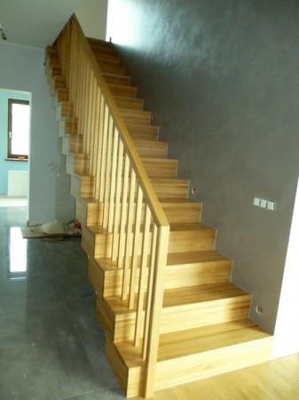 produkcja schodów...