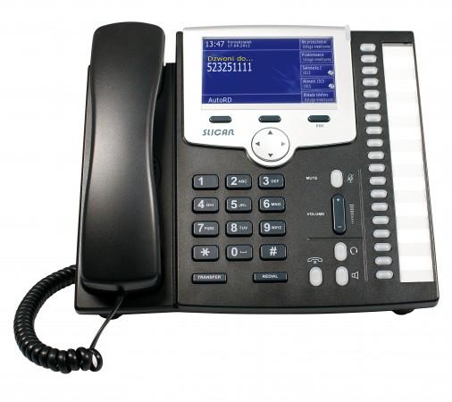 Telefon systemowy...