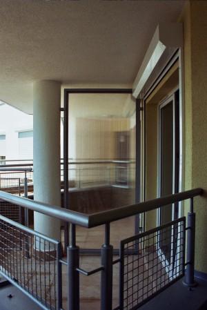 Przegrody balkonowe...