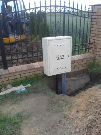 Instalacja gazowa...