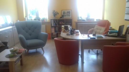 nowe większe biuro...