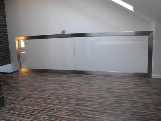balustrada ramowa