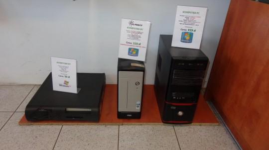 Komputery używane z...