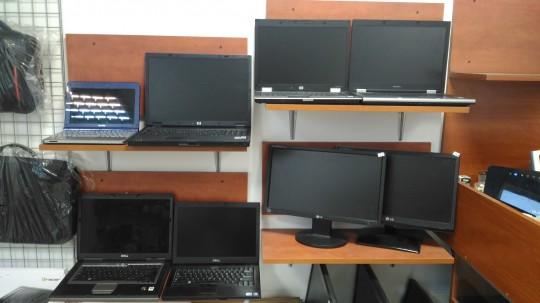 Laptopy używane od...