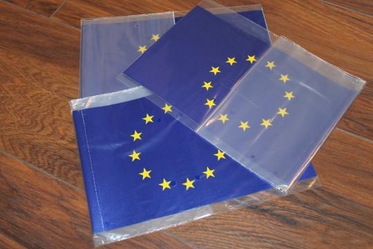 flagi unii...