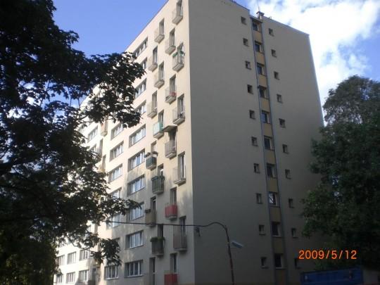Warszawa ul Lindego
