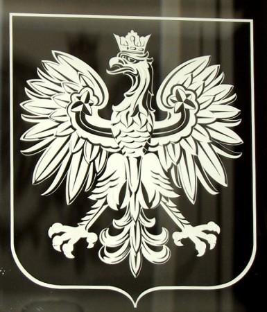 Godło Polski w...