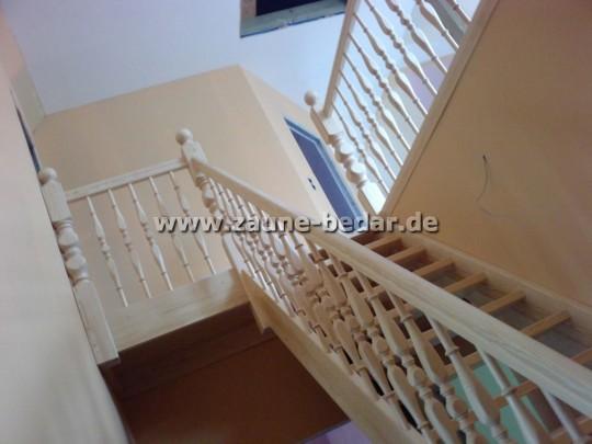 schody poręcze...